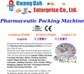 Pharmaceutical Packaging Machine - KD Pharmaceutical Packing Machinery.
