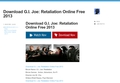 Download G.I. Joe: Retaliation Online Free 2013 的网站缩图