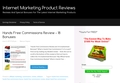 Internet Marketing Product Reviews